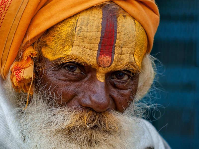 Why Do Indian Saints Wear Saffron Colour Science Tells Us The