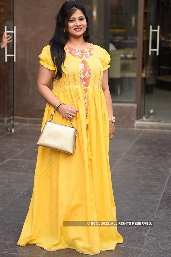 Shailaja Reddy's daughter's b'day party