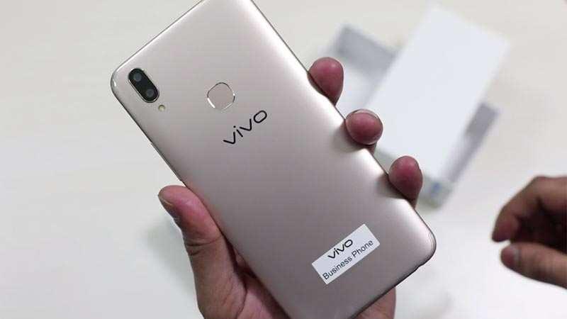 uk availability 5b2f4 51bfb Unboxing: Vivo V9