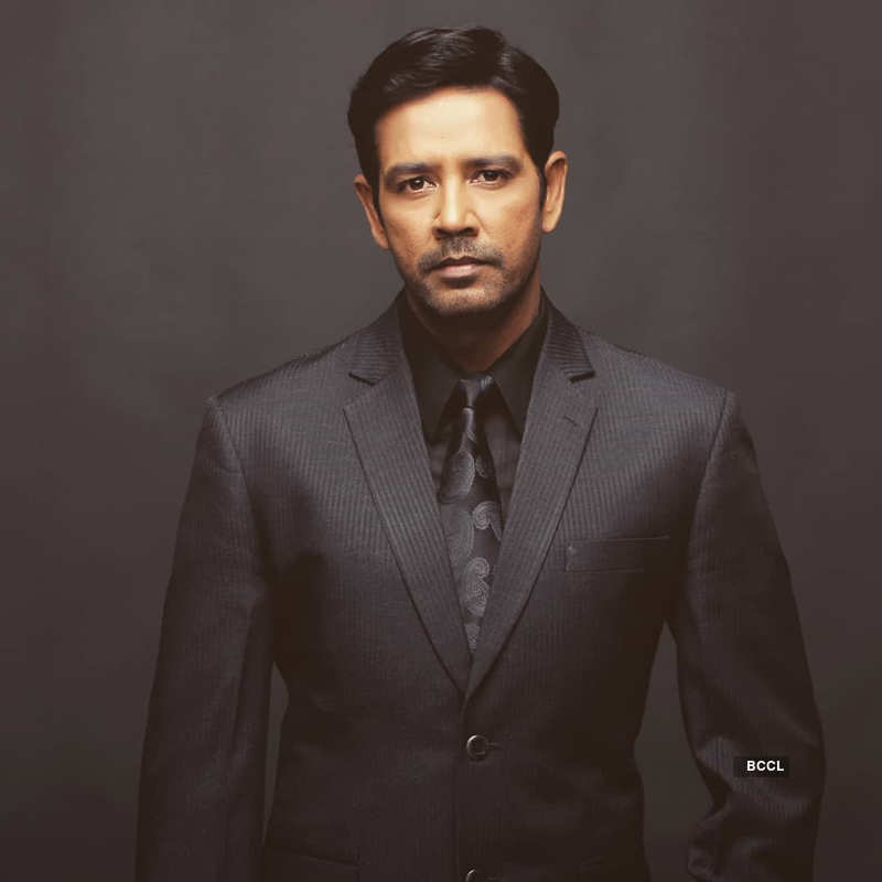 Annup Sonii bids farewell to 'Crime Patrol'