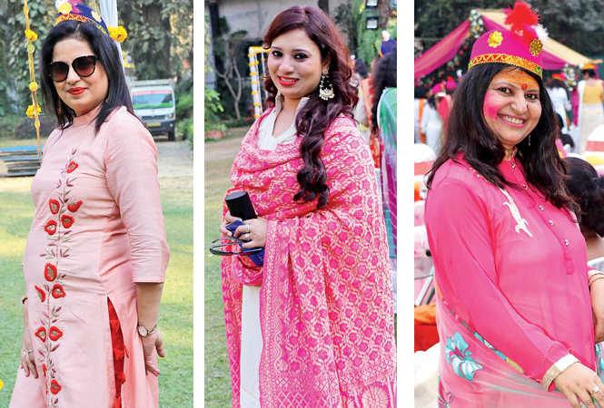 (L-R)Bhawana Kalra, Dr Shahin Iqbal and Hima Rastogi   (BCCL/  Unmesh Pandey)