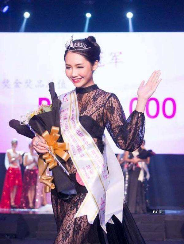 Agent absconds with beauty queens prize money