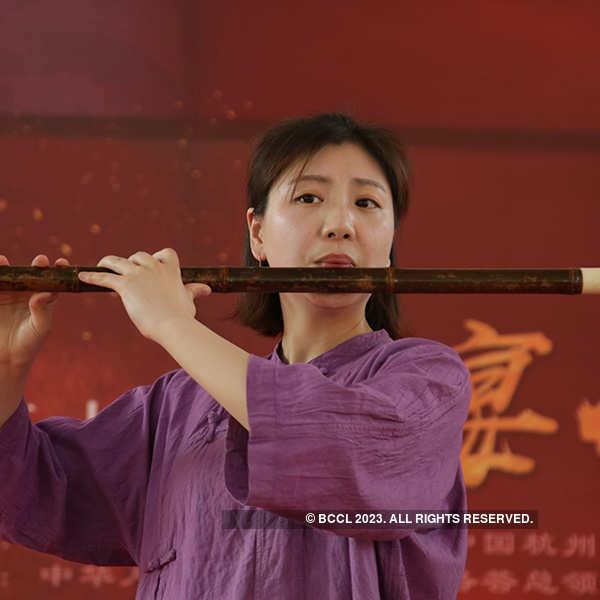 Hsuan Tsang Monastery's 50th anniversary