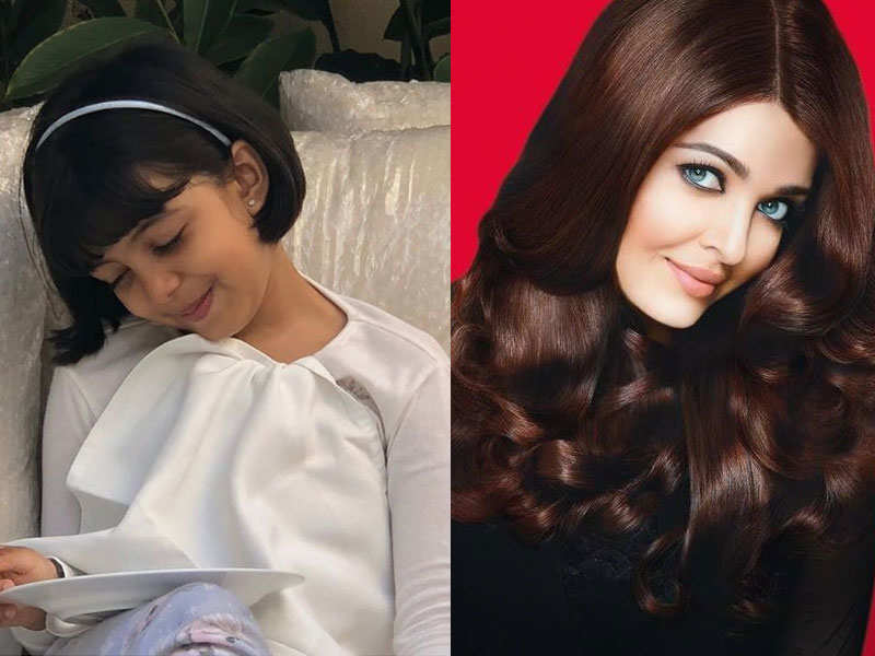 Aaradhya Bachchans Cute Photo Will Remind You Of Aishwarya Rai Bachchan