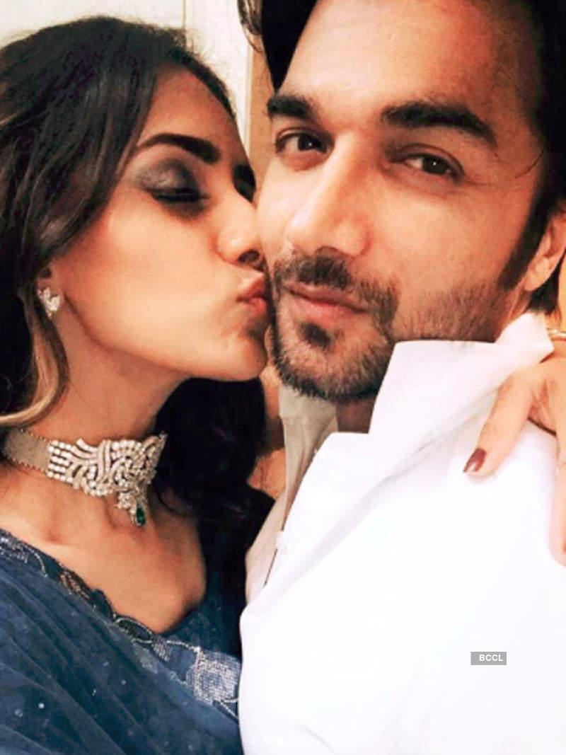 Smriti Khanna's romantic getaway with hubby Gautam Gupta