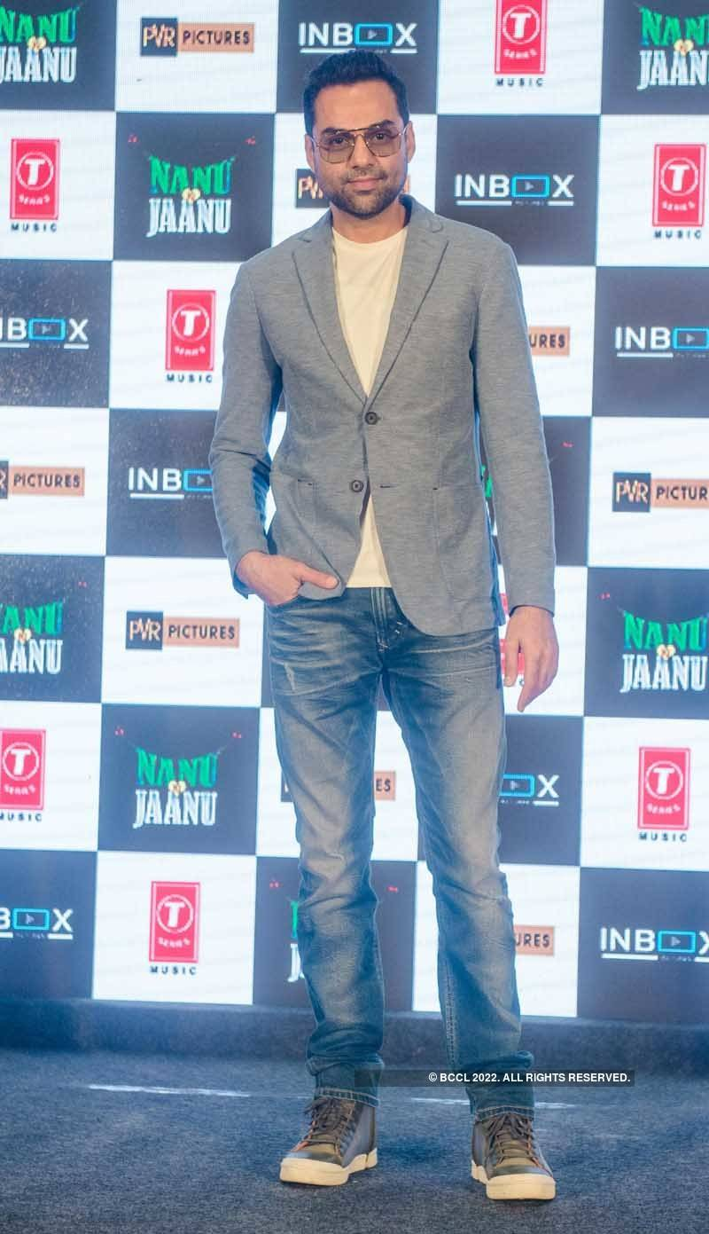 Nanu Ki Jaanu: Trailer Launch
