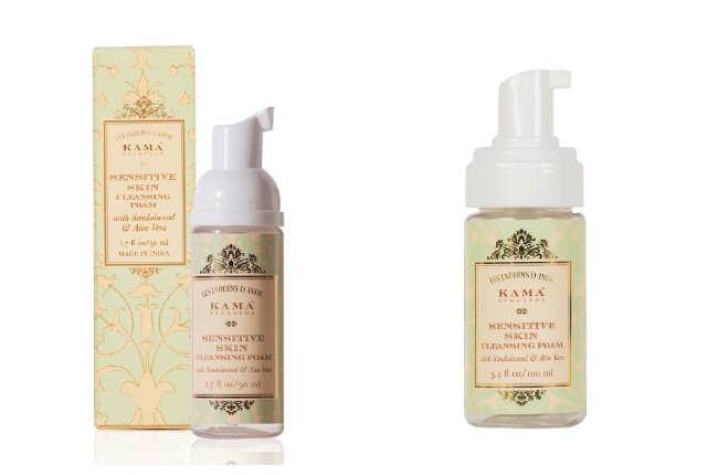 Kama Ayurveda Sensitive skin Cleansing Foam