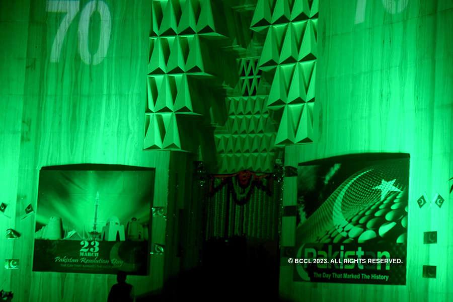 Celebration of Pakistan National Day
