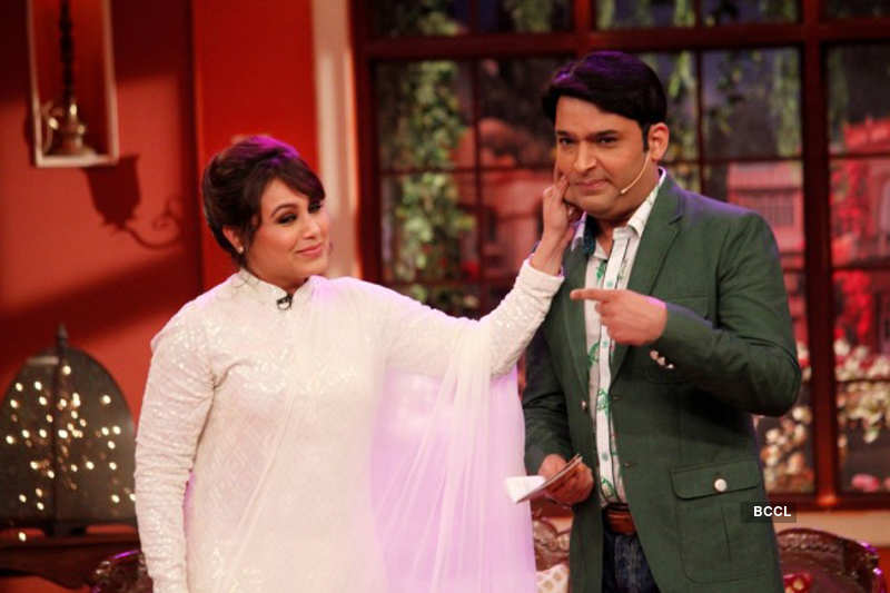Kapil Sharma files complaint against a journalist & TKSS producers for extortion & harassment