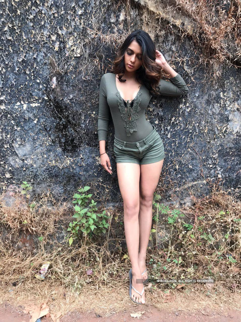Ruhi Singh is all set to star in an action film