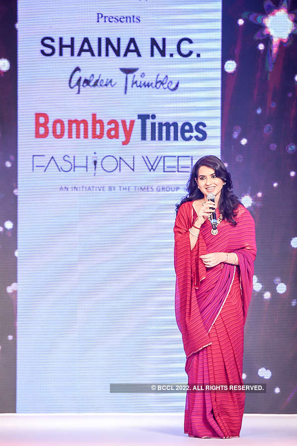 Bombay Times Fashion Week 2018: Shaina NC - Day 1