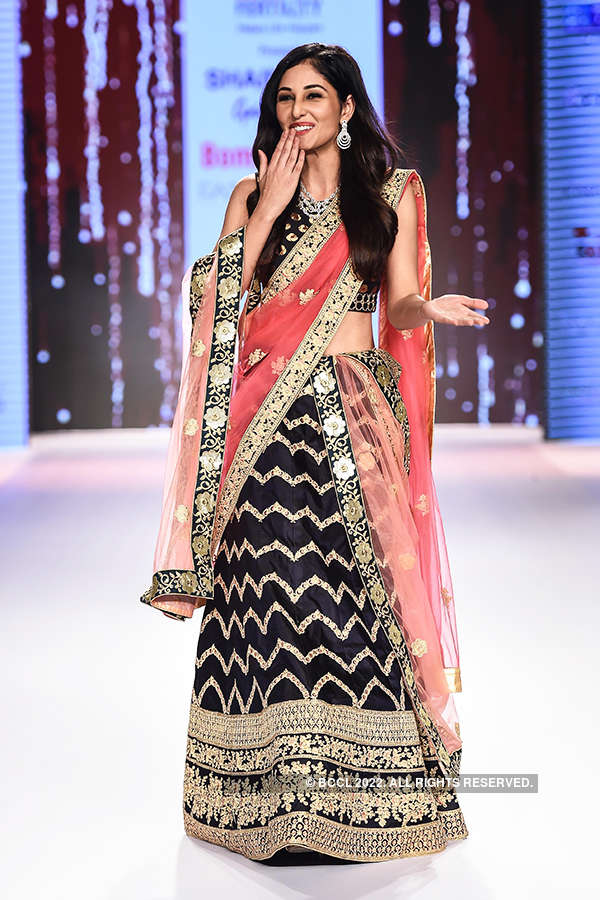 Bombay Times Fashion Week 2018: Shaina NC - Day 1