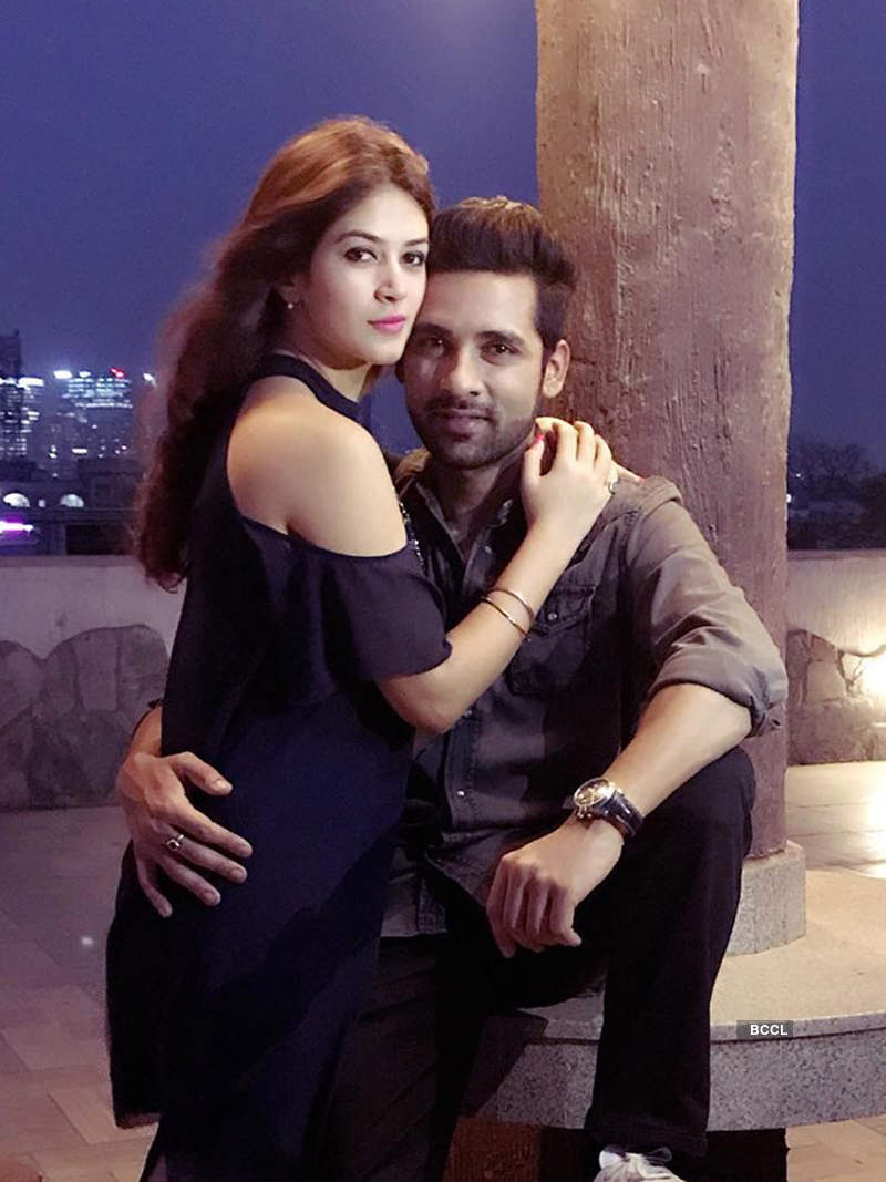 Lovebirds Puneesh Sharma and Bandgi Kalra are all set to tie the knot? Here's the details...