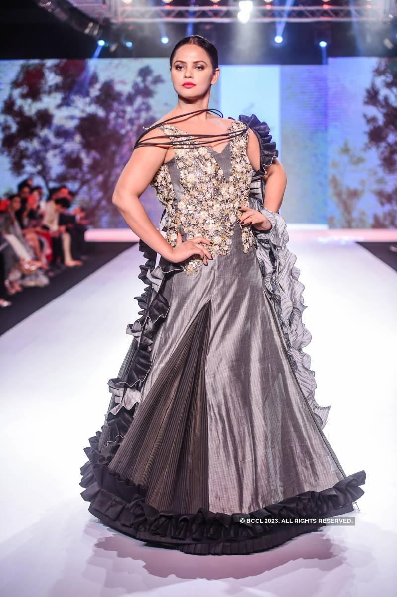 Bombay Times Fashion Week 2018: Tasneem Merchant - Day 1