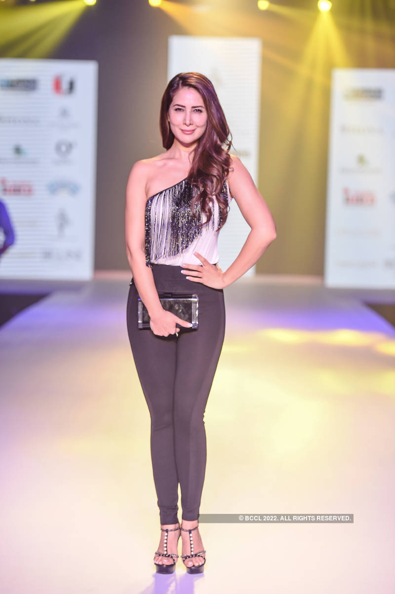 Bombay Times Fashion Week 2018: Nandita Mahtani - Day 1