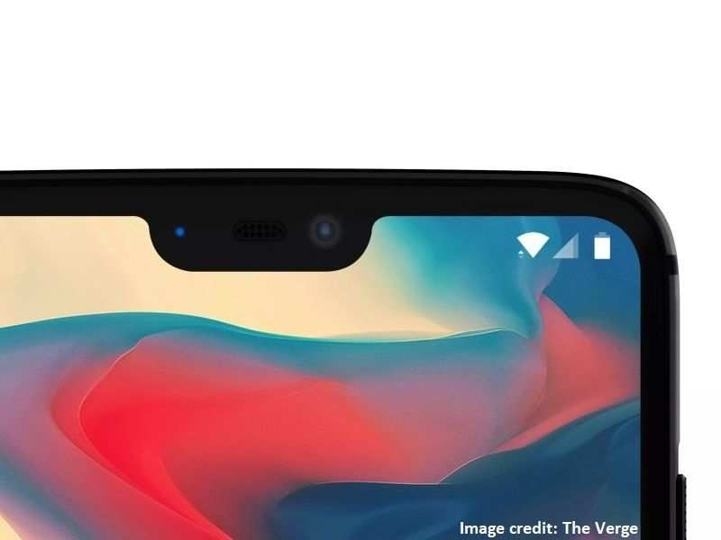 iPhone X-like 'Notch' confirmed