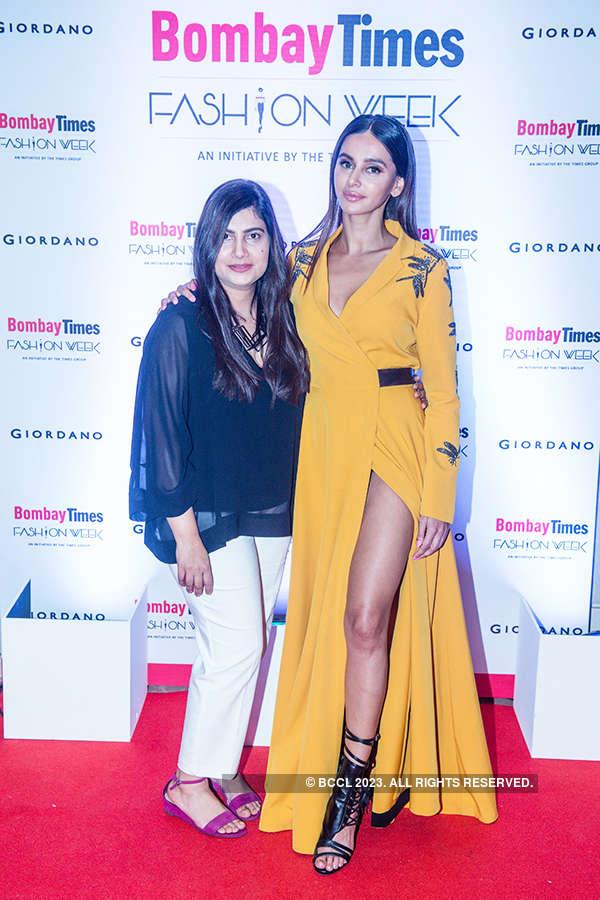 Celebs attend Bombay Times Fashion Week 2018