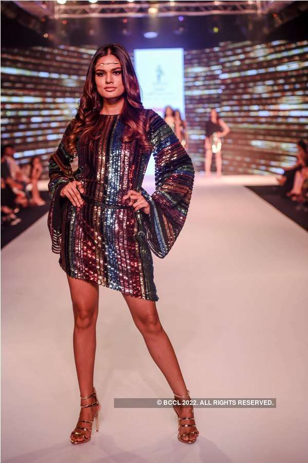 Beauty Queens at Bombay Times Fashion Week 2018