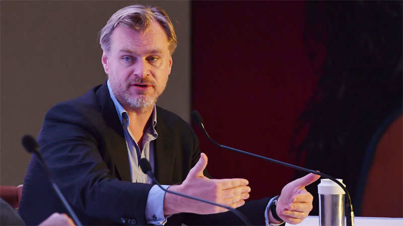 Shooting on film isn't crazy, it's a filmmaker's creative right: Christopher Nolan