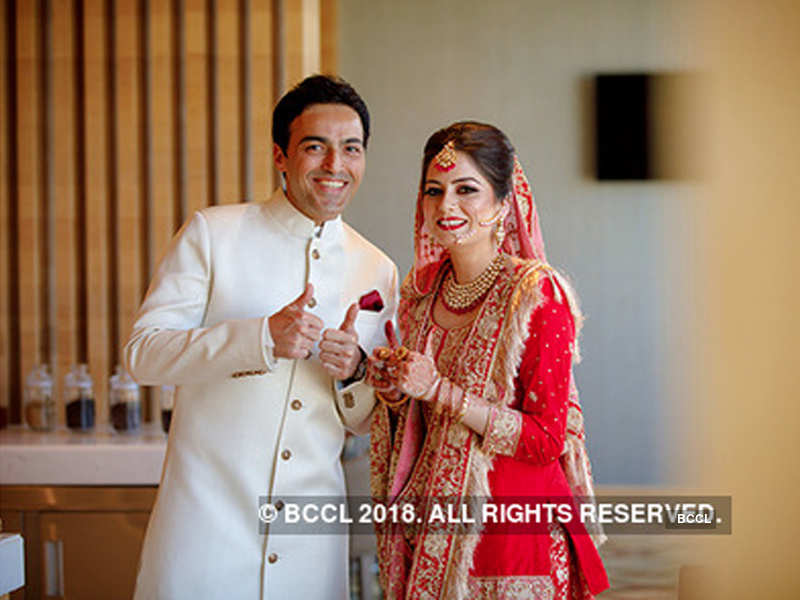 Dill Mill Gayye actor Ayaz Khan ties the knot with Amish Khan