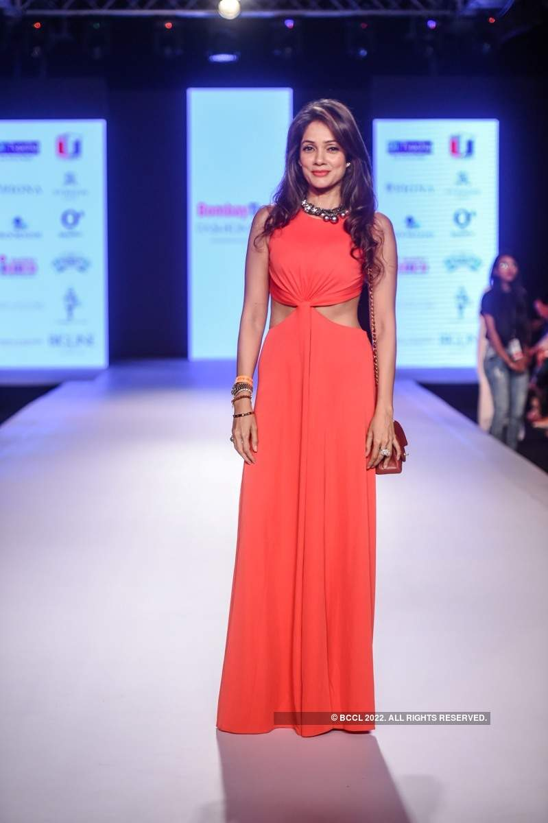 Bombay Times Fashion Week 2018: Rina Dhaka - Poonam Soni - Day 2