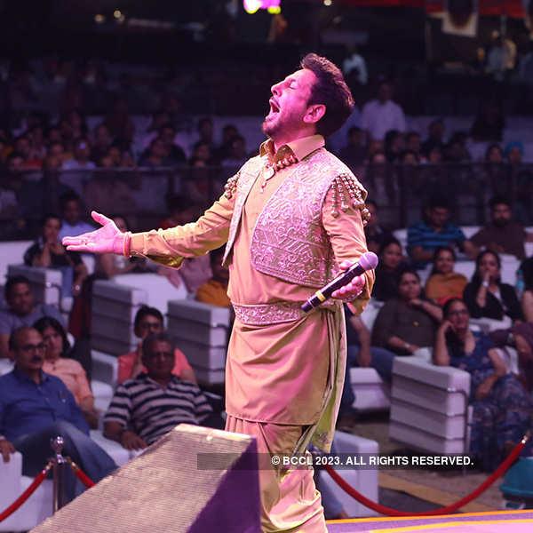 Mirchi Roohani Shaam concert