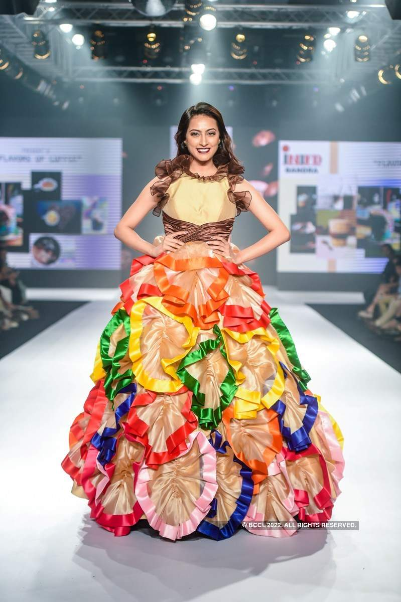 Bombay Times Fashion Week 2018: INIFD - Day 3