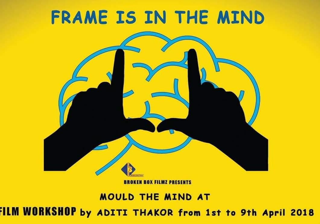 Workshop Filmmaking Workshop From April 1 To 9 Events Movie News