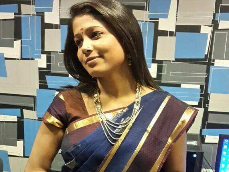 TV Anchor Radhika Reddy: Telugu news presenter Radhika Reddy