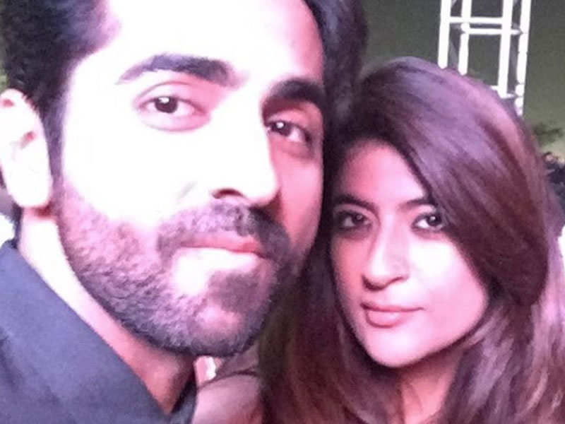 Ayushmann Khurrana says his wife would've left him if all his films were successful