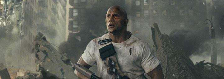 Rampage Movie Review 3 5 5 Critic Review Of Rampage By Times Of