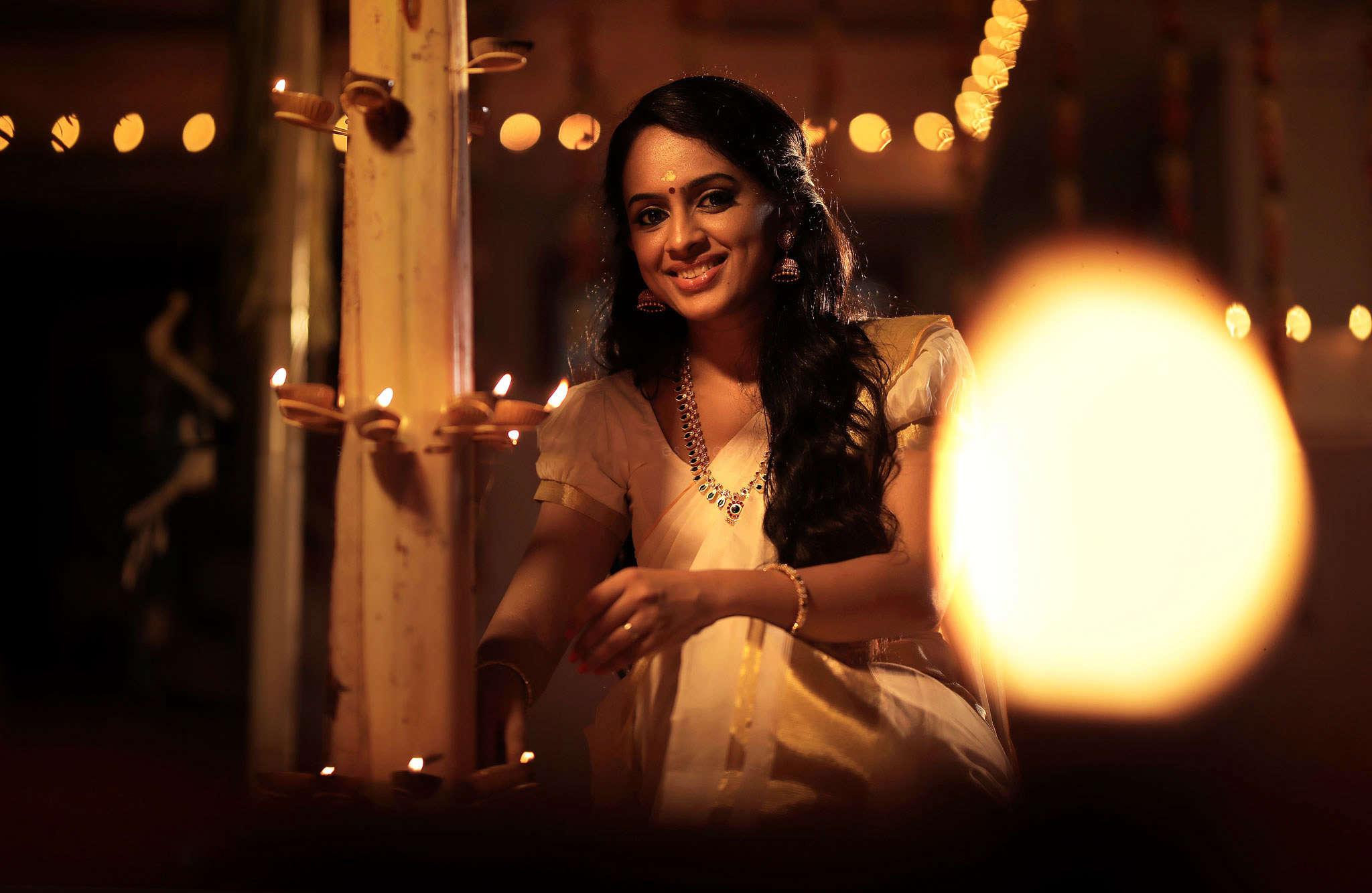 Neeraj Madhav Marriages Photos