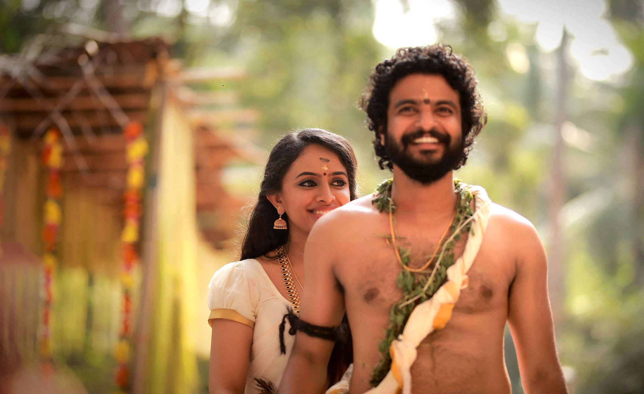 Neeraj Madhav Wedding Images