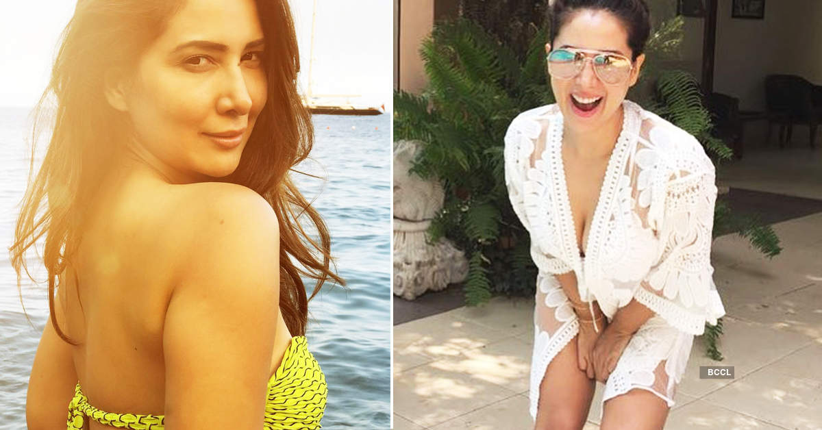 Kim Sharma allegedly went under the knife! This is how she looks now...