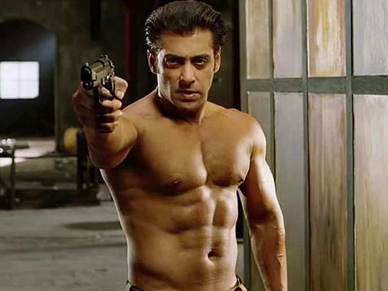 Salman sets the temperature soaring