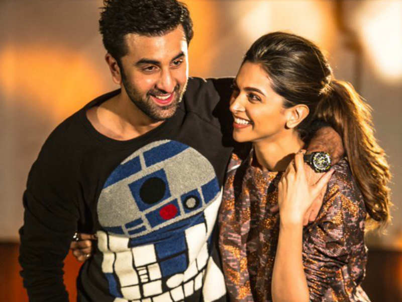 Deepika Padukone caught Ranbir Kapoor red-handed in this ...