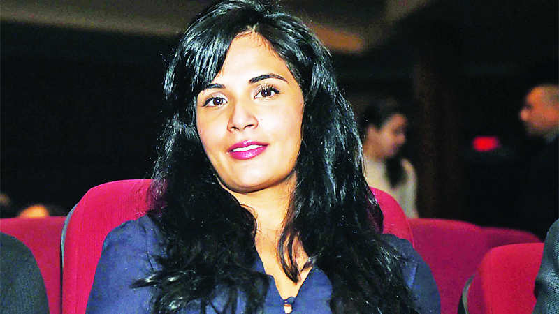 Richa Chadha, Sudhir Mishra clear air about clash between 'Daas Dev', 'Omerta'