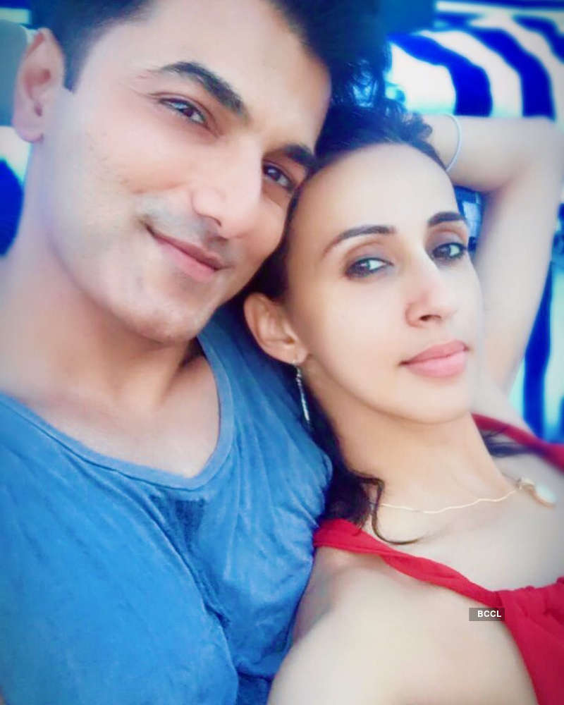 Indian supermodel Alesia Raut's romantic getaway with hubby Siddhaanth Surryavanshi