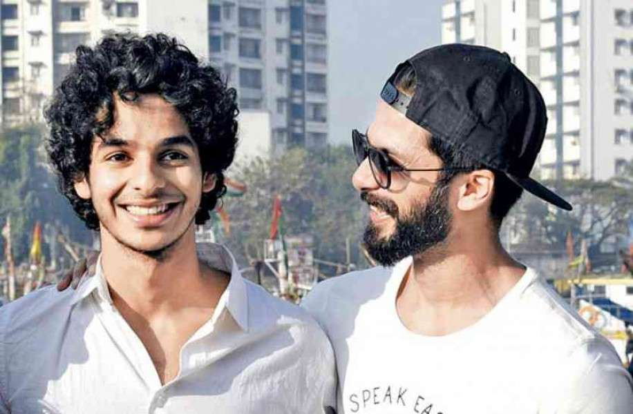 Image result for shahid and ishaan