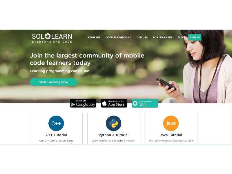 SoloLearn (Education app) | Gadgets Now