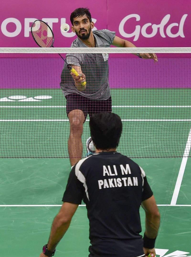 CWG: Kidambi Srikanth defeats Murad Ali