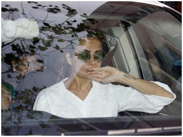 Amrita Arora visit Salman Khan's family after blackbuck case verdict
