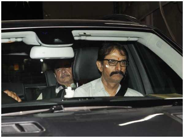 Shatrughan Sinha visit Salman Khan's family after blackbuck case verdict