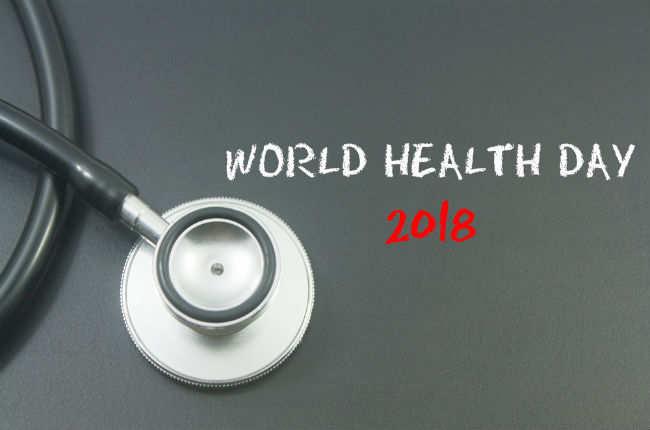 World Health Day 2018 Slogans