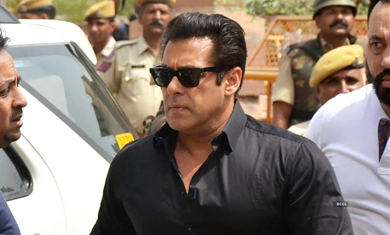 Blackbuck poaching case: Salman Khan gets bail after spending two nights in jail
