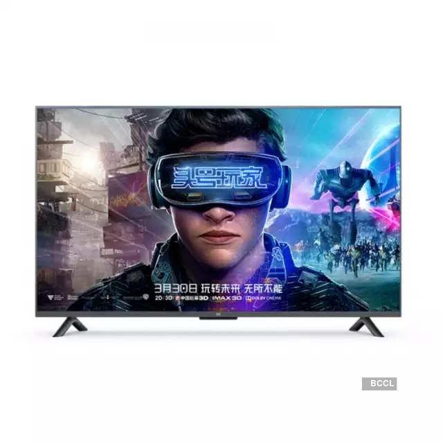 Xiaomi launches Mi TV 4S