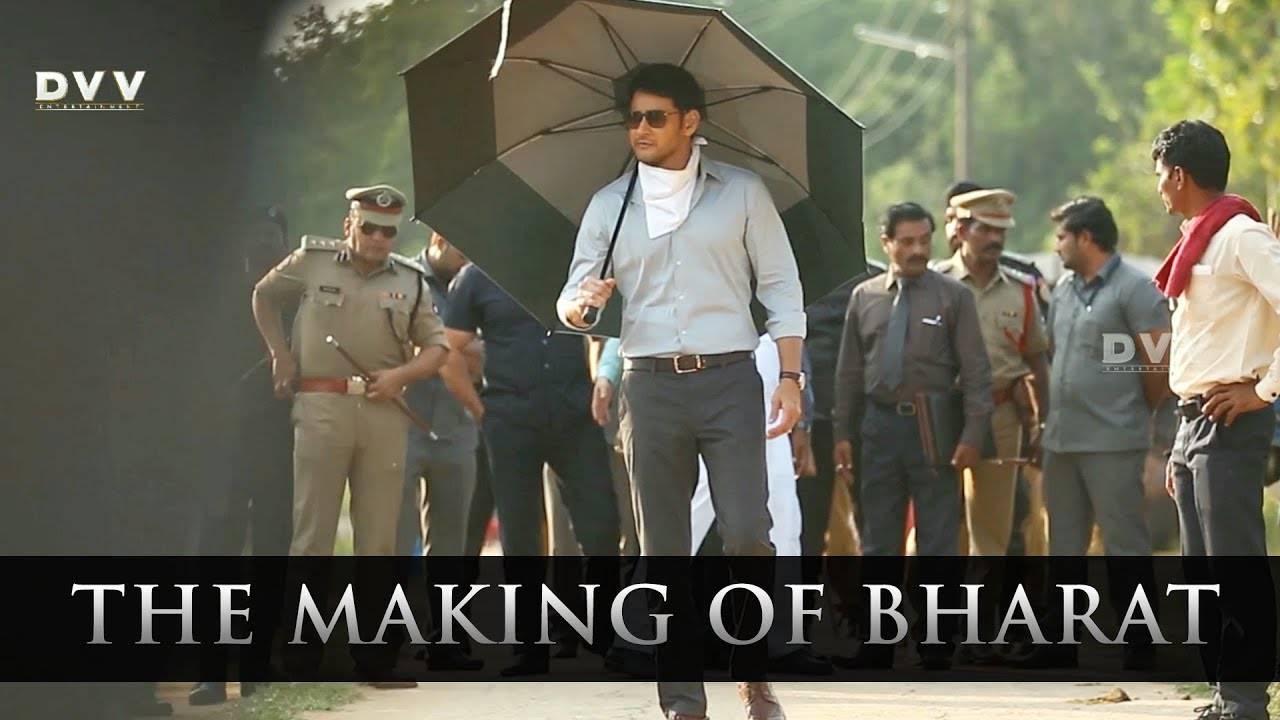 Bharat Ane Nenu - The Making