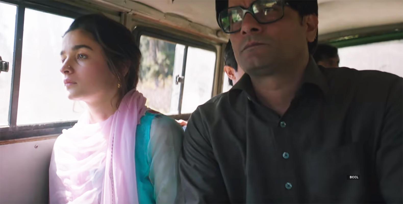 Stills from the movie Raazi