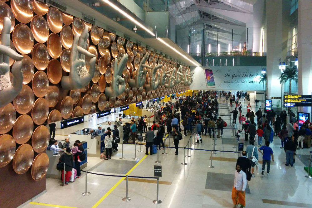 New Delhi S Igi Airport Ranked 16th In The List Of 20 Busiest Airports In The World Times Of India Travel
