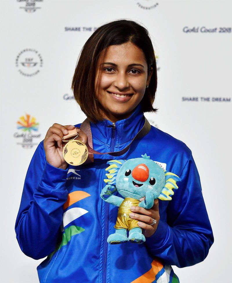 CWG: Heena Sidhu wins 25m pistol gold